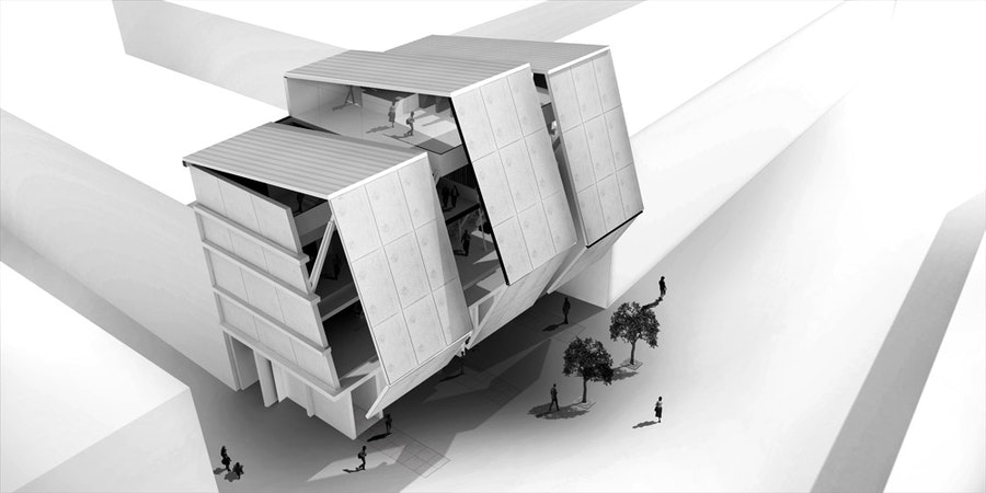 Ba Architecture Year Degree Show Available To View Online